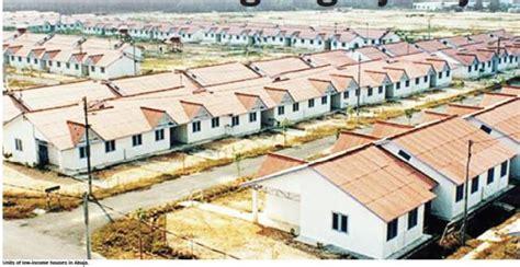 staff housing loan time to probe staff housing loan news agency of nigeria nan
