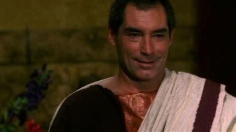 cleopatra timothy dalton timothy dalton as julius caesar in the tv mini series