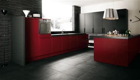 red kitchen decor dark red kitchen decor stylehomes net