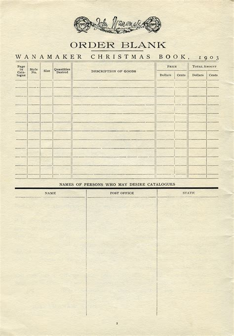 free printable vintage journal pages christmas order form free vintage graphics old design