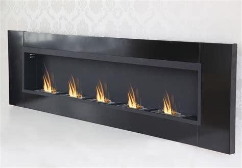 Ethanol Fireplace Burner by 5 Burner Luxury Chimney Bio Ethanol Gel Fireplace Wall