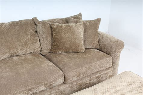 camden sofa collection camden collection contemporary plush sectional sofa ebth