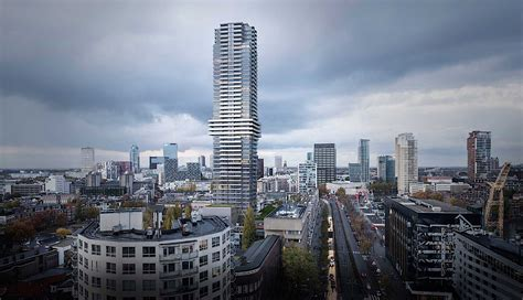met de cooltoren krijgt rotterdam weer een architectuur