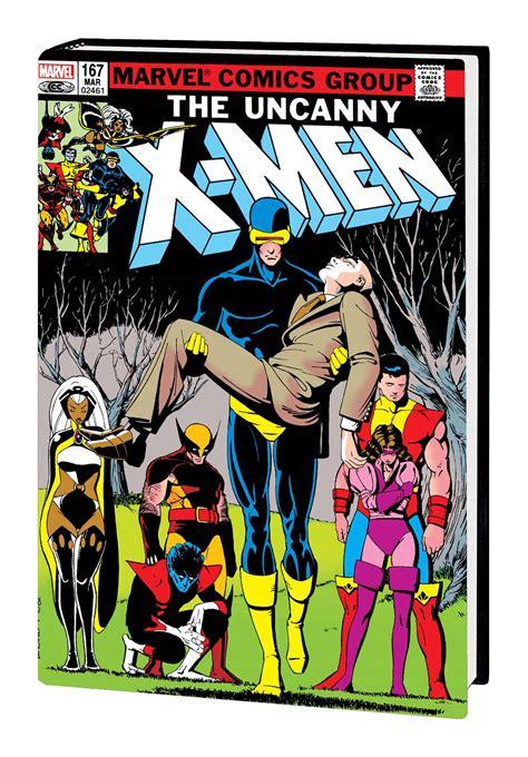 libro uncanny x men omnibus vol uncanny x men vol 3 omnibus fresh comics