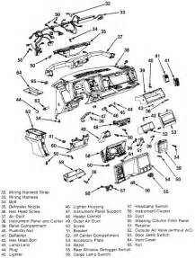 1994 suburban the emergency brake release handle