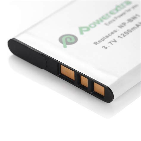Shoot Led Battery 1200mah 37v Original np bn1 battery charger combo kit for sony cyber dsc
