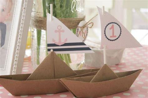 Sailor Decorations by Kara S Ideas Sailor Nautical Birthday
