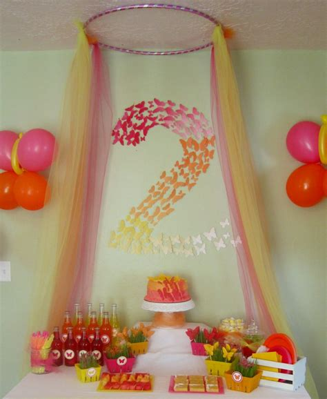 Dragonfly Planner butterfly themed birthday party decorations events to
