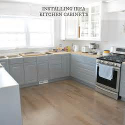 Kitchen Cabinets Online Ikea by Contemporary Kitchen Installing Ikea Kitchen Cabinetry