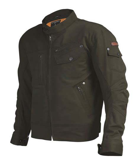 motorcycle jackets with mens motorcycle jacket with armor olive with free