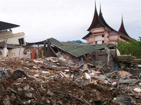 Gempa Bumi deretan kota di sumatera barat rawan bencana gempa bumi