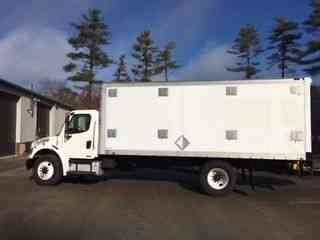 freightliner (2008) : van / box trucks
