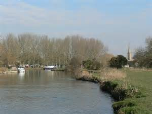 river thames map lechlade river thames looking towards lechlade 169 rich tea