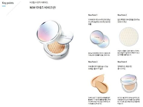 Laneige Bb Cushion Pore Malaysia laneige bb cushion spf 50 pa 15g 15g refill pore seoul next by you