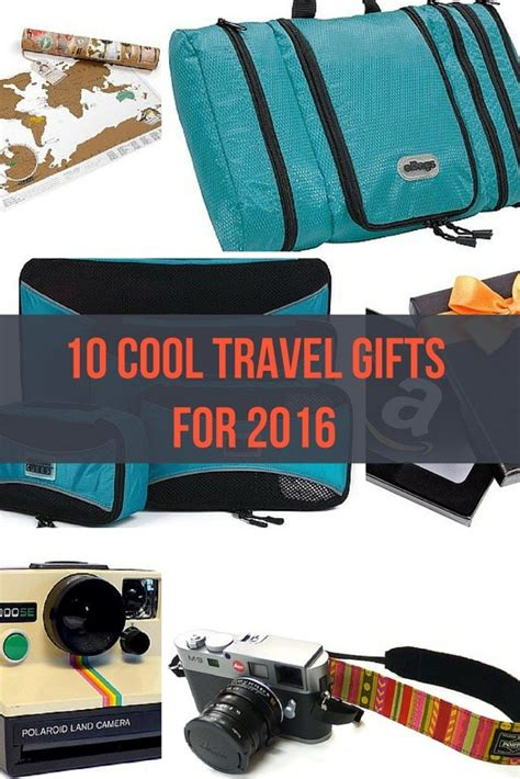 10 cool travel gifts 2016 food fun travel blog