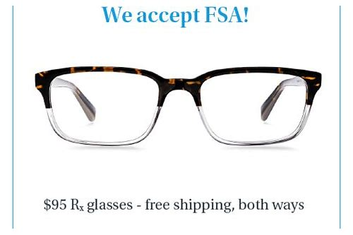 warby parker glasses coupon