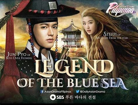 Dvd Korea Legend Of The Blue Sea legend of the blue sea k drama amino