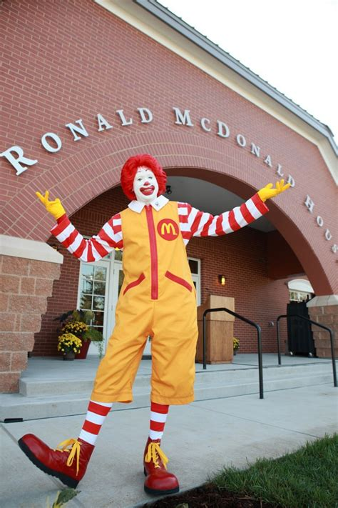 Ronald Mcdonald House by Ronald Mcdonald House Kid Charities
