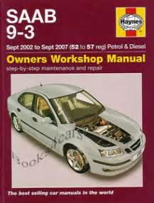saab 9 3 repair manual ebay
