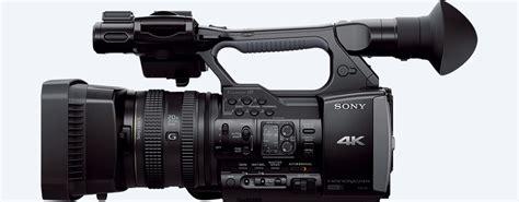 videocamera ingresso microfono videocamera professionale 4k ultra hd handycam fdr ax1
