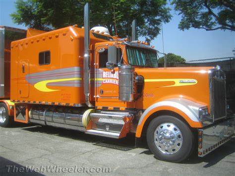 Big Rig Sleepers by Sleepers On Big Rigs Html Autos Post