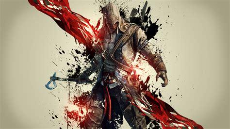 Kaos Fullprint Assassin S Creed assassins creed iii hd wallpaper and background image 1920x1080 id 320623