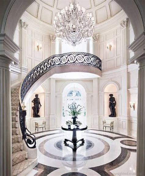 The Grand Foyer grand entryway design