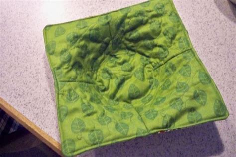 pattern for fabric microwave bowl microwave bowl potholder sewing quilting pinterest