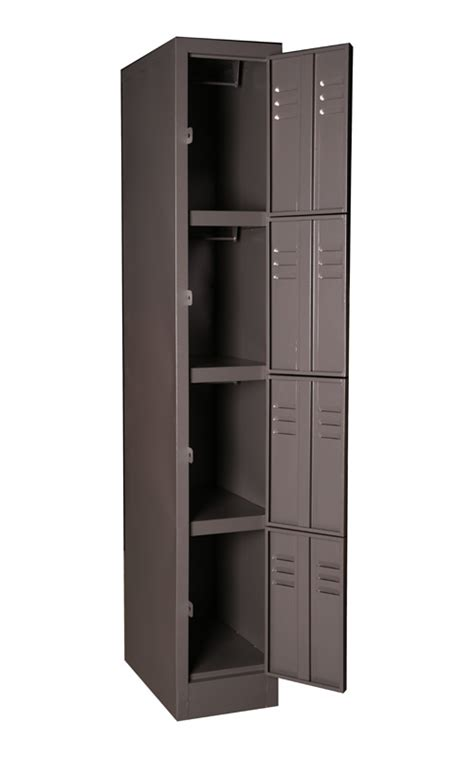 4 door steel locker 187 mr shelf shelving racking