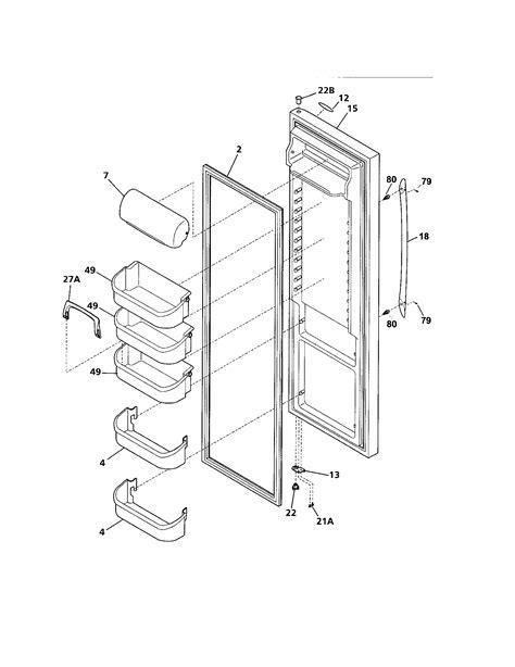 frigidaire refrigerator parts diagram 301 moved permanently