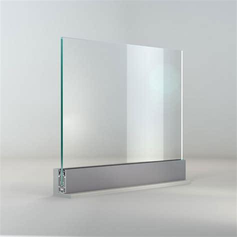 ringhiera di vetro pin balaustre in vetro ideali per ringhiere e recinzioni