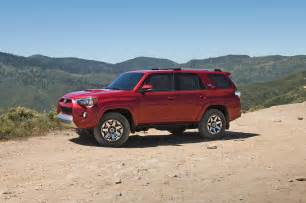 Four Runner Toyota 2017 Toyota 4runner Reviews And Rating Motor Trend