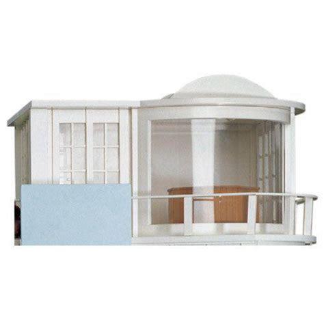 malibu beach house dolls house the dolls house emporium sun lounge kit for malibu beach house