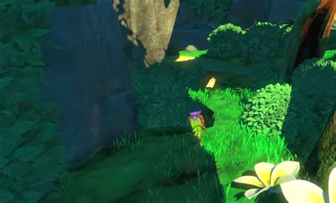 ghost writer location yooka laylee all pagie s ghost writers play coins mollycools and other secrets location