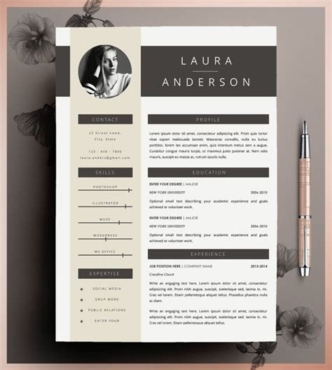 creative curriculum vitae word best 25 cv format in word ideas on pinterest creative