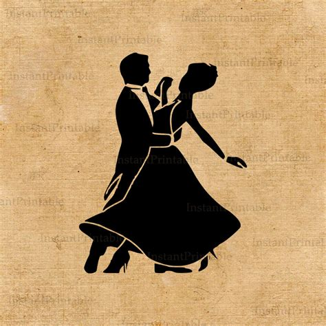 swing dance silhouette couples swing dancing silhouette clipart best