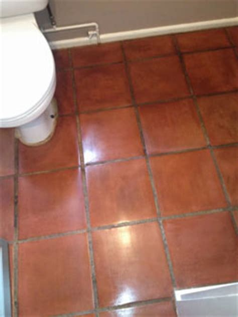 terracotta bathroom floor tiles terracotta tiles restoration hertfordshire cleaning terracotta tiles cambridge