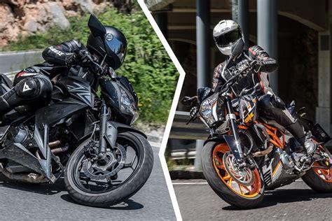 Gutes Motorrad A2 by A2 Nakedbike Einsteigermotorrad 48 Ps Testbericht