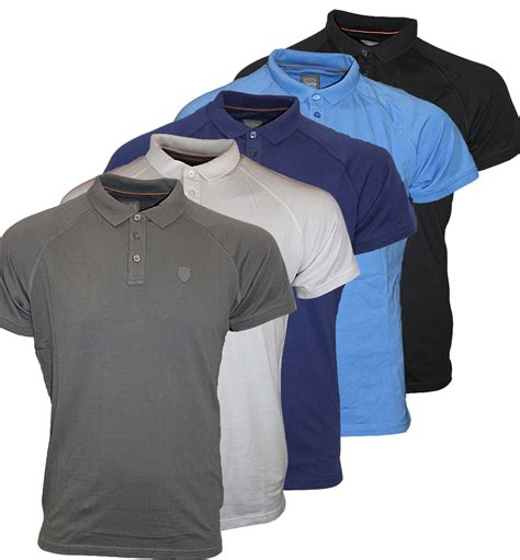 Branded Shirt New Mens 883 Loxo Designer Branded Polo Neck