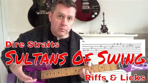 sultans of swing lesson easy guitar dire straits sultans of swing lesson