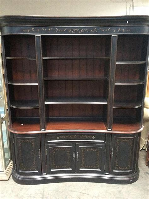 hooker furniture armoire hooker furniture bookcase armoire