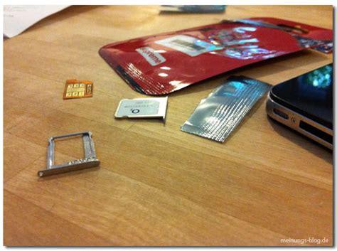 Kartu Telepon Chip 20 unlock entsperren des iphone 4 mit der gevey sim das