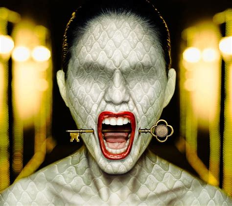 themes in american horror story hotel american horror story season 6 rumors slender man may