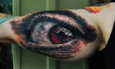 you have to see these incredibly realistic tattooed eyebrows 55 best 3d tattoos design you must see