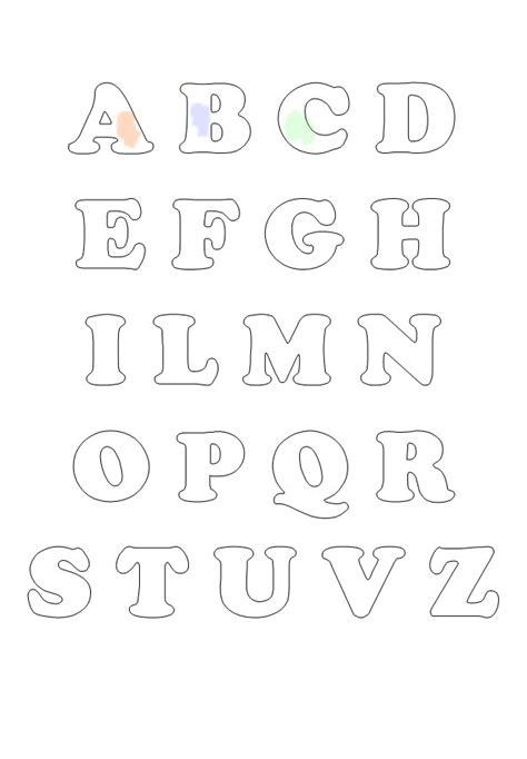 lettere da colorare e ritagliare alfabeto per bambini da colorare mondo fantastico