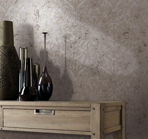 moderne wohnzimmerlen dekoracje wnętrz tapety rasch textil