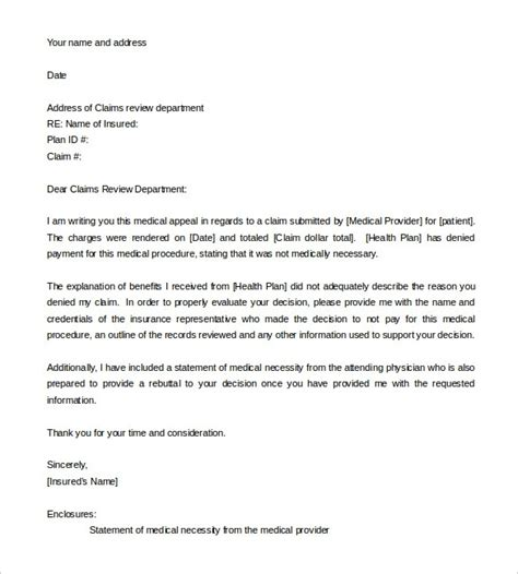 How Do I Write A Letter Of Appeal To College Admission by Appeal Letter Sle Template Business