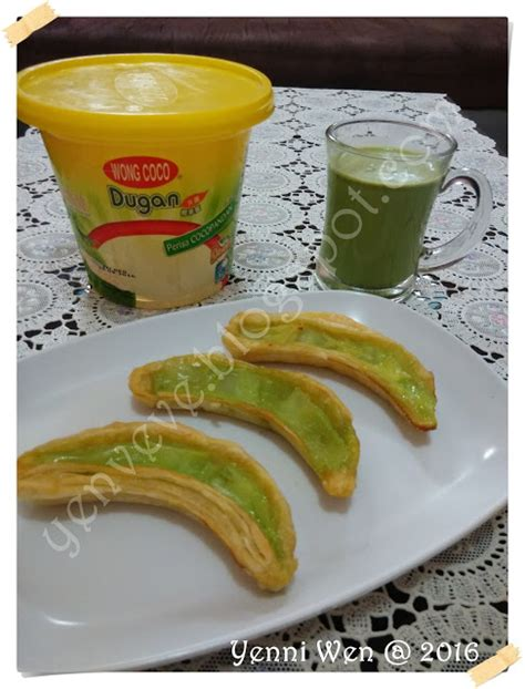 Cetakan Banana Milk Crispy yenveve kitchen pie pisang banana milk crispy