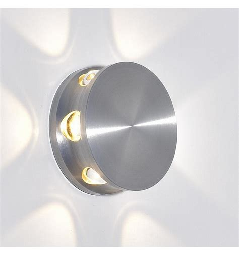 applique led design applique led ext 233 rieur design kina argent 233 e