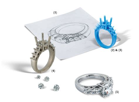 process of jewelry custom engagement rings chill lancaster york